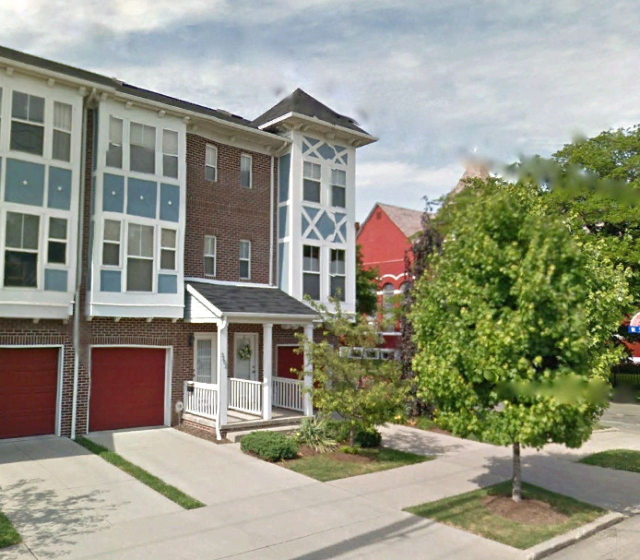 Bridge Avenue Townhomes for Sale in Ohio City