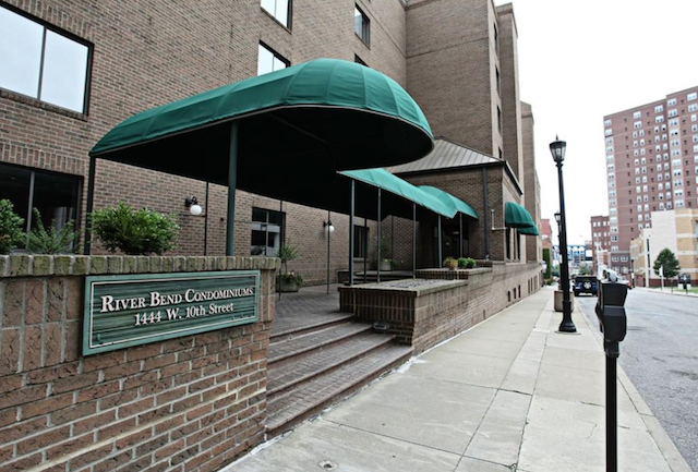 river bend condos for sale, river bend condos for rent, river bend condos downtown cleveland ohio for sale