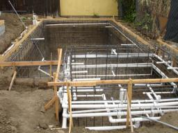 Em Pools Inc A Swimming Pool Contractor In The Los Angeles Area Construction Process