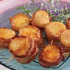 Delicious Bacon Scallops