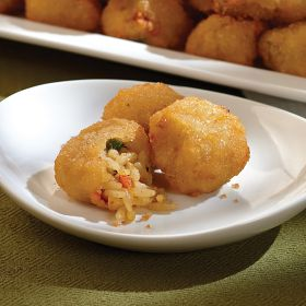 Crispy Risotto Bites appetizers