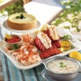 Romantic Seafood Dinner Delivered