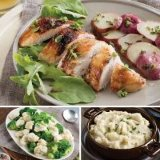 Roasted Chicken Meal