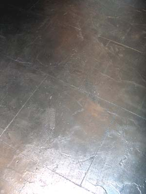 Floor cement for How to clean unsealed concrete floors
